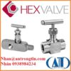 Van-dien-hex-valves